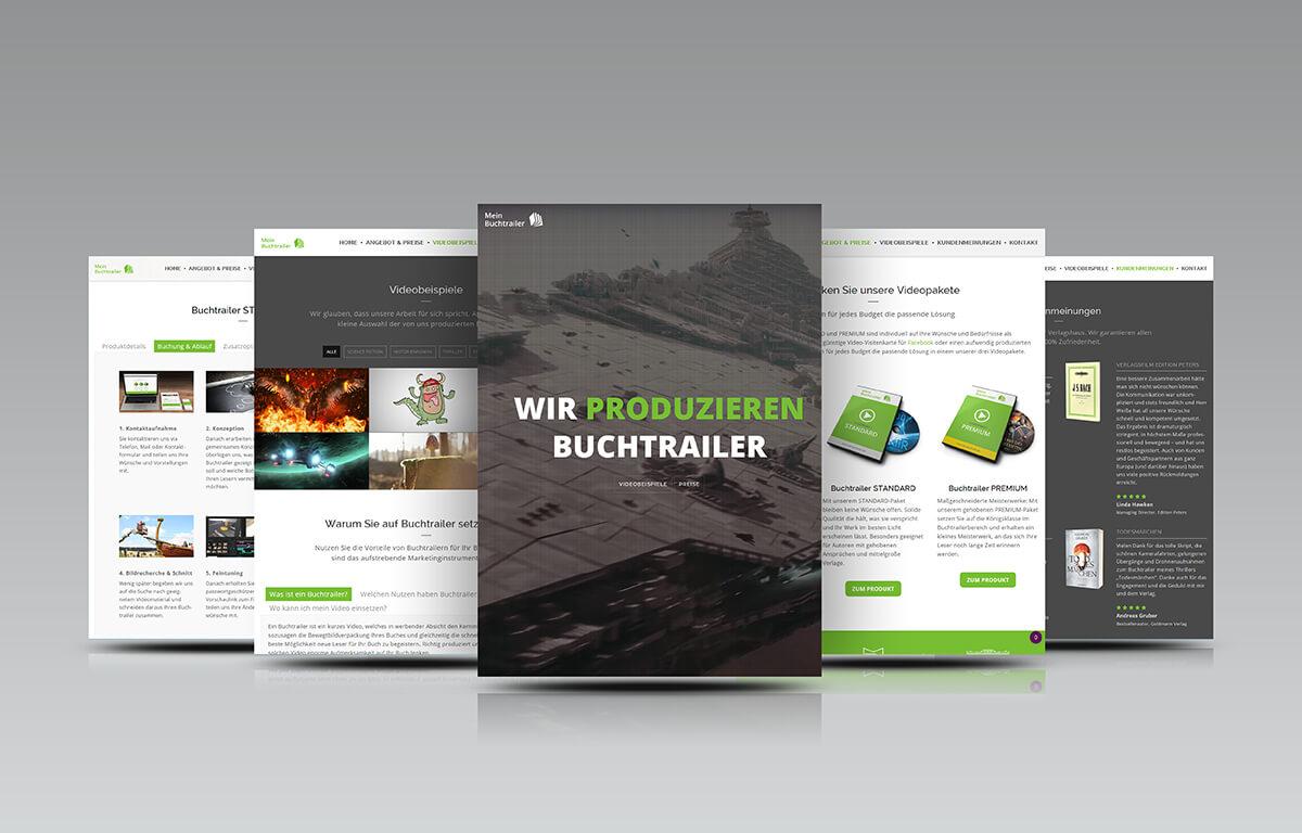 Website-Paket Classic